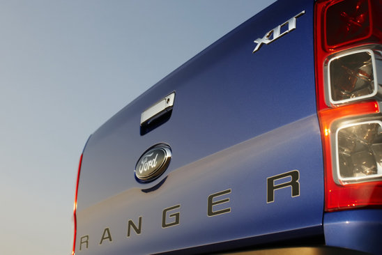 Noul Ford Ranger va ajunge in Europa in cursul anului 2012