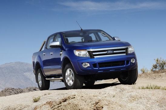 Ford Ranger va fi oferit cu doua motoare TDCI: 2,2 de 150 CP si 3,2 de 200 CP