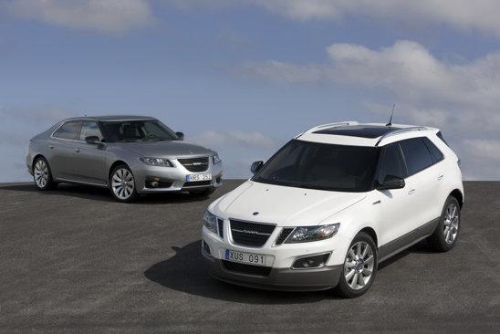 Designul lui Saab 9-4X face imediat identificabila masina ca un Saab