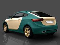 Yarovit - coupe-crossover