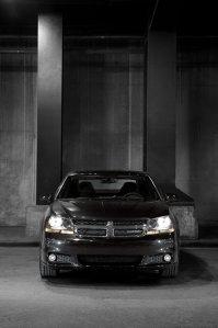Dodge Avenger facelift 2011