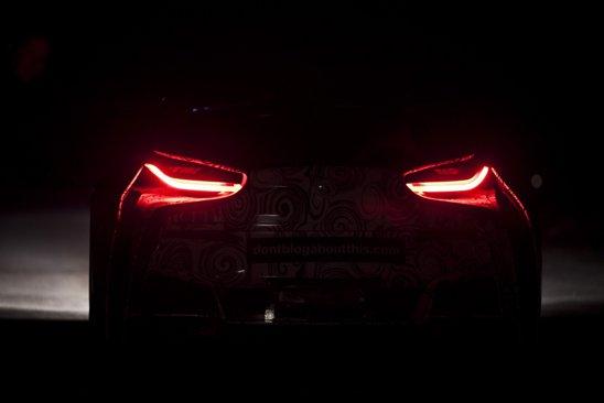 Modelul de serie BMW Vision EfficientDynamics va fi un demn urmas al lui BMW M1 in secolul XXI