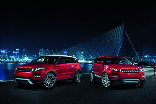 Range Rover Evoque in 5 usi va fi pus in vanzare din vara lui 2011, la un pret de baza de 35.000 euro