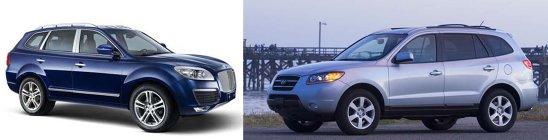 Huatai B35, noul SUV chinezesc, se bazeaza pe Hyundai Santa Fe, dar are influente de... Porsche Cayenne