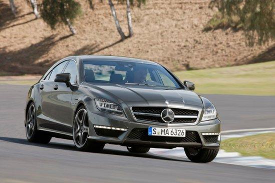 Pentru inceput, Mercedes CLS 63 AMG va fi oferit intr-o editie limtata Launch Edition