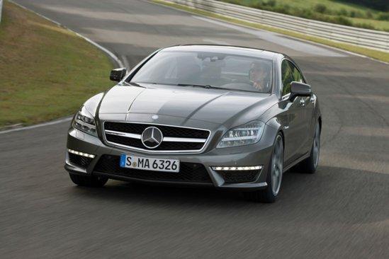 Noul Mercedes CLS 63 AMG va putea fi comandat din martie 2011. Preturile nu se stiu inca
