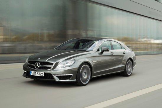 Noul Mercedes CLS 63 AMG are un motor V8 biturbo de 5,5 litri, 525 CP si 700 Nm