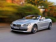 BMW Seria 6 Cabrio - primele info cu Seria 6 Cabrio