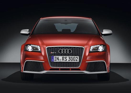 Audi RS3 va fi lansat pe piata la inceputul lui 2011, iar in Germania va costa 49.900 euro
