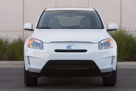 Toyota RAV4 EV va fi primul SUV electric de serie din lume