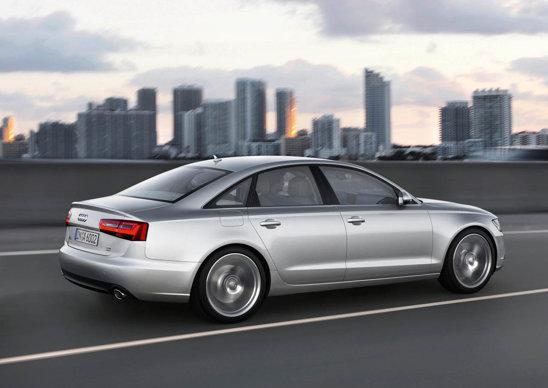 Motoarele pe benzina pentru Audi A6: 2.8 FSI de 204 CP, respectiv 3.0 TFSI de 300 CP