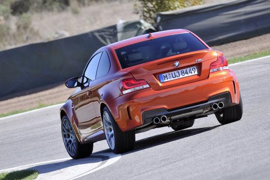 BMW Seria 1 M preia unele elemente tehnice de la BMW M3 pentru suspensie si directie