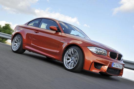 BMW Seria 1 M Coupe accelereaza pana la 100 km/h in 4,9 secunde