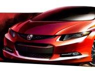 Teaser: noua Honda Civic apare la Detroit 2011