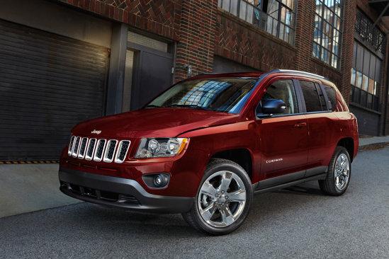 Jeep Compass va putea fi cumparat in USA chiar din aceasta luna