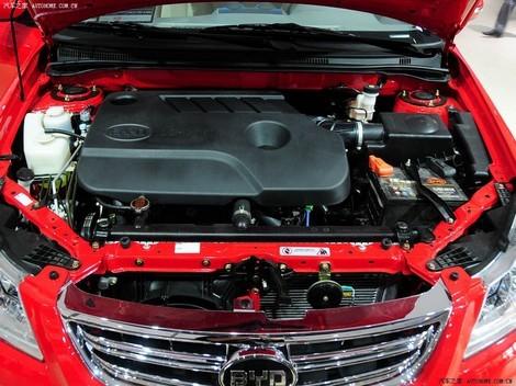 BYD G3R are un motor de 1,5 litri, care dezvolta 109 CP si consuma 6,5 litri/100 km