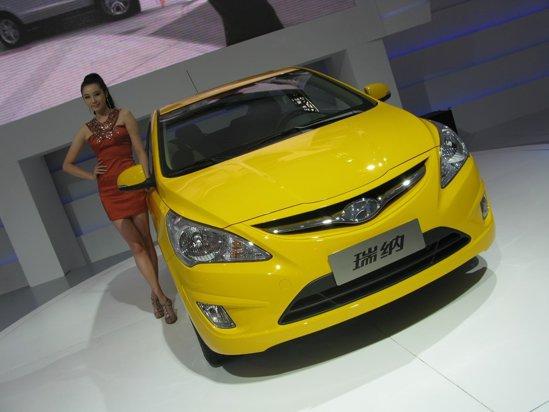 Hyundai Verna Reina a fost lansat in China. Noul Accent hatchback nu se stie cand vine in Europa