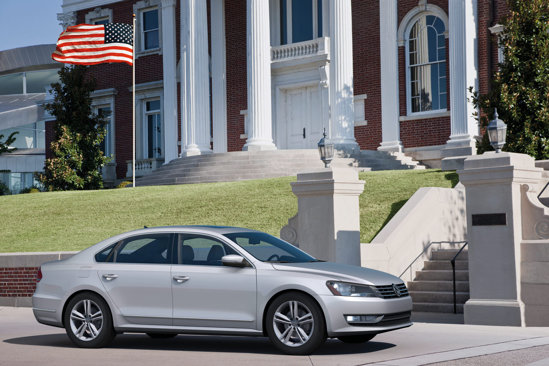 Volkswagen Passat pentru USA va porni de la 20.000 USD si va fi construit in America
