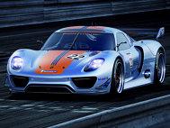 Porsche 918 RSR – laboratorul de competiţie