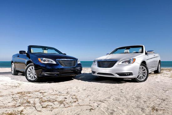 Chrysler 200 Convertible, urmasul lui Sebring Convertible, nu a fost prezentat la Detroit 2011
