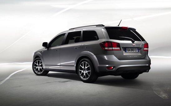 Fiat Freemont va beneficia de un diesel Multijet, de 2,0 litri, cu 140, respectiv 170 CP