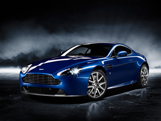 Aston Martin V8 Vantage S va costa cu 15.000 euro mai mult ca versiunea obisnuita