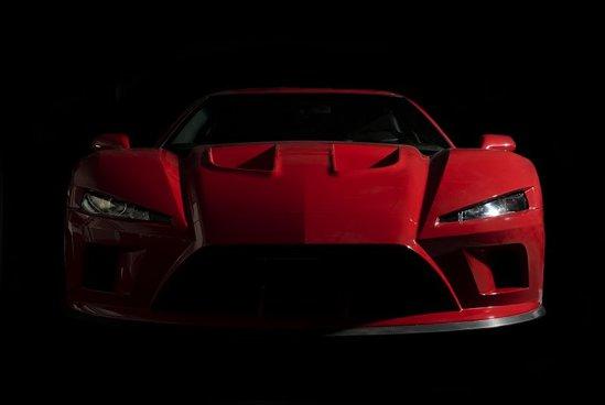 Mach7 Motorsports va fabrica supercarul Falcon in 15 exemplare pe an