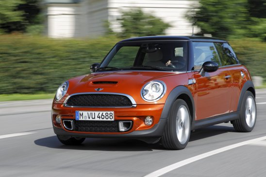 Noul Mini Cooper SD are un motor diesel de 2,0 litri, 143 CP şi 305 Nm