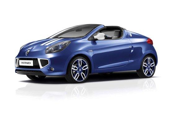 Renault Wind Gordini are premiera mondiala la Salonul Auto Geneva 2011