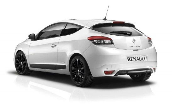 Renault Megane Coupe Monaco GP - pachet de individualizare estetica