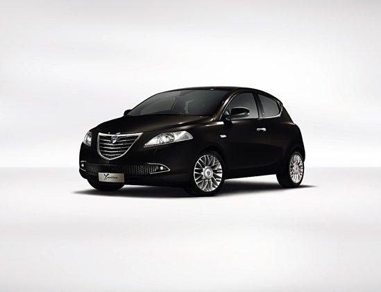 Noua Lancia Ypsilon are premiera la Salonul Auto Geneva 2011