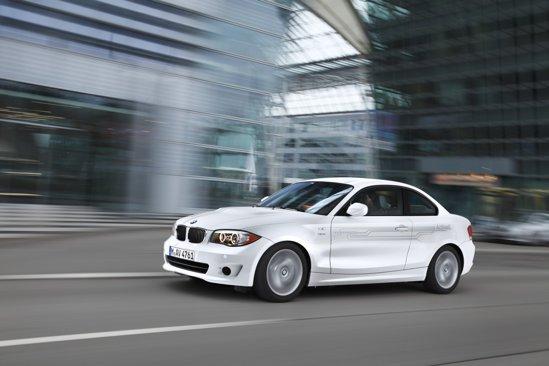 BMW ActiveE va fi produs in 1.000 de exemplare, pentru clienti din USA, Europa si China