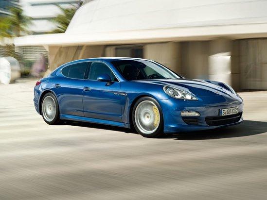 Porsche Panamera S Hybrid va avea un pret de pornire de peste 125.000 euro