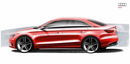 La Salonul Auto Geneva 2011 va fi prezentat conceptul lui Audi A3 Sedan