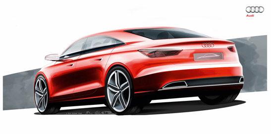 Audi A3 Sedan va fi bazat pe platforma tehnica a lui VW Golf 7 si va avea 4,44 metri lungime