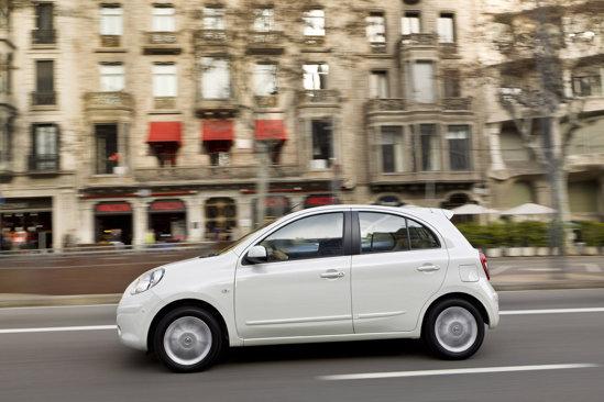 Noua versiune Nissan Micra DIG-S are premiera la Salonul Auto Geneva 2011
