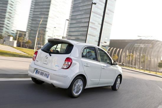 Nissan Micra DIG-S are 98 CP, iar consumul mediu se cifreaza la doar 4,1 litri/100 km