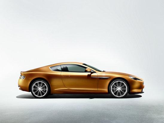 Aston Martin Virage - premiera mondiala la Salonul Auto Geneva 2011