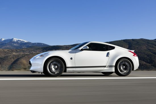 Nissan 370Z GT Edition - premiera la Geneva 2011