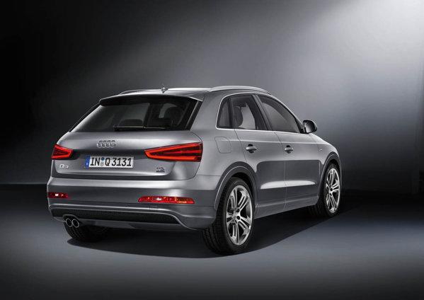 Noul Audi Q3 pare un Q5 intrat la apa, dar cu un design mai tineresc si mai sportiv