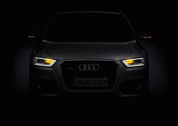 In Germania, noul Audi Q3 are un pret de pornire de 29.900 euro in Germania