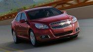 Chevrolet Malibu - noua berlină medie Chevrolet