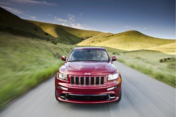 Jeep Grand Cherokee SRT8 va fi mai ieftin decat SUV-urile sportive europene