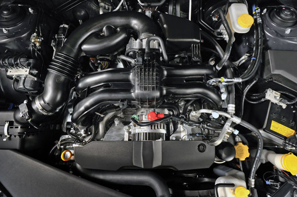 Subaru Impreza propune un nou motor boxer de 2,0 litri si 148 CP