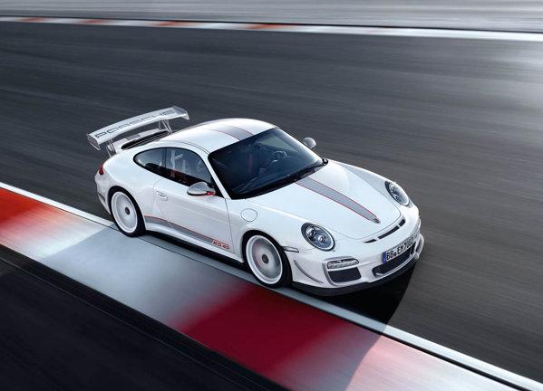 Porsche 911 GT3 RS 4.0 este cel mai puternic 911 cu motor aspirat si tractiune spate