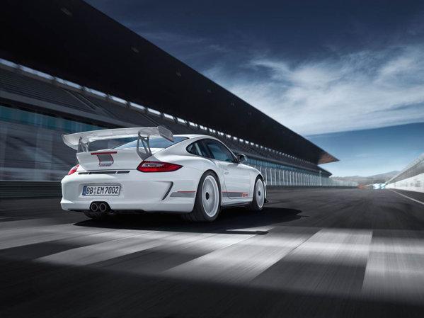 Porsche 911 GT3 RS 4.0 atinge 100 km/h in 3,9 secunde si prinde 310 km/h