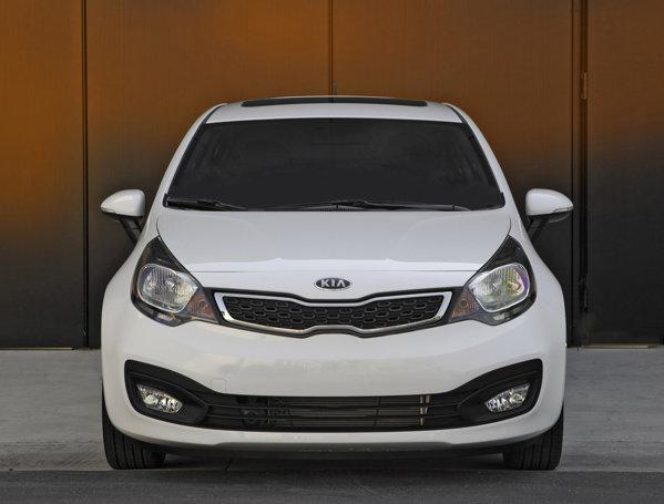 KIA Rio Sedan va fi oferita in SUA cu motorul 1.6 GDI de 135 CP