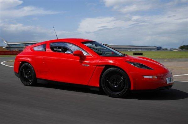 Delta Motorsport E-4 este o masina electrica sport, care atinge 240 km/h