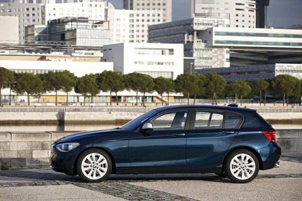 In Romania, noul BMW Seria 1 va porni de la 20.700 euro fara TVA