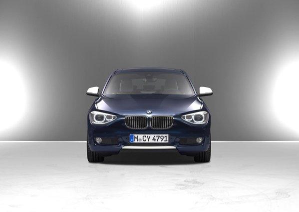 Noul BMW Seria 1 - design proaspăt, tehnologie turbo şi dotări de top